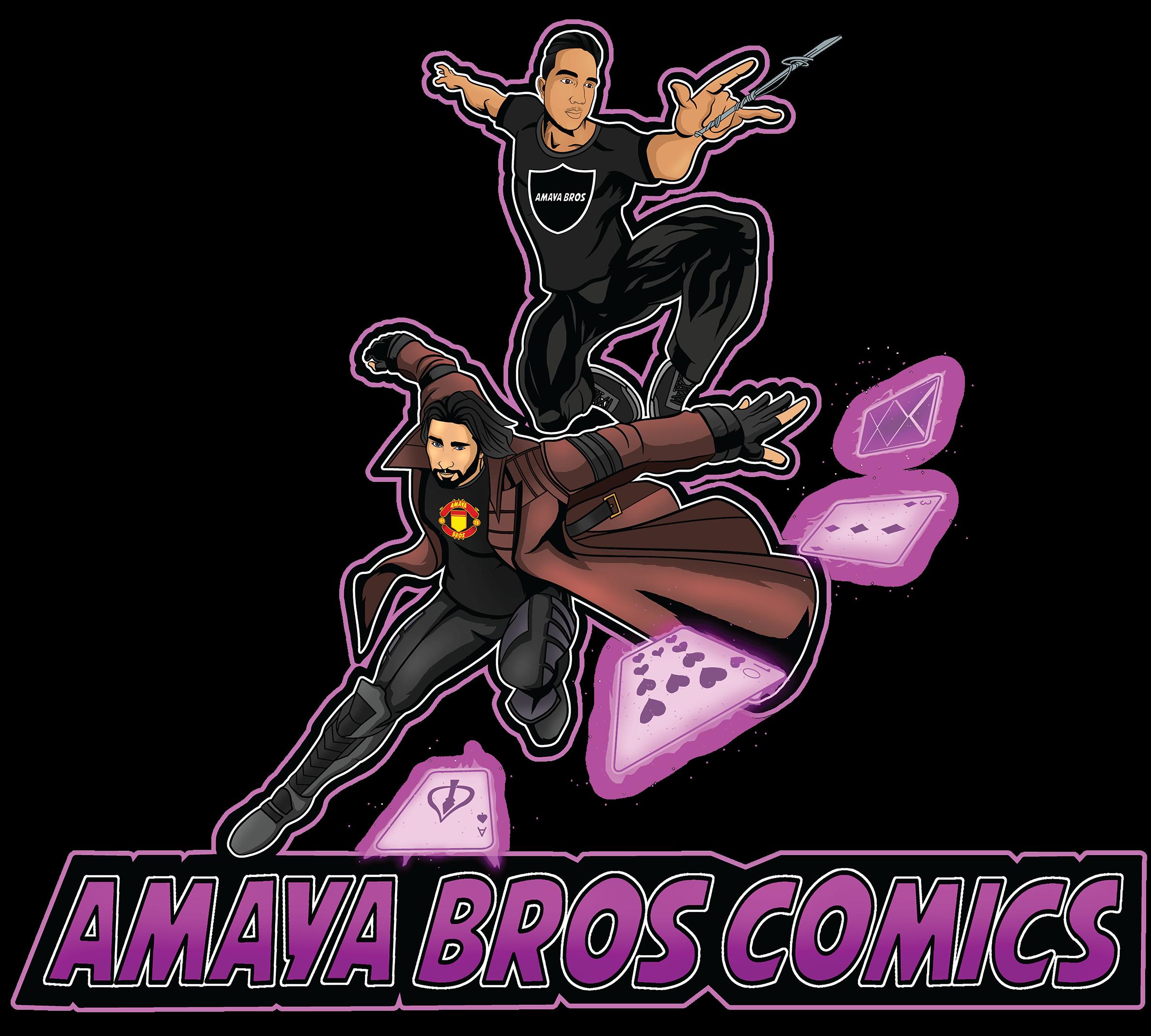 Amaya Bros. Comics